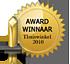 Beste startende webwinkel 2010 volgens de vakjury van de Nederlandse Thuiswinkel Organisatie